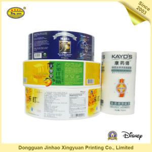 Customized Color Adhesive Sticker in Roll (JHXY-SH0077)