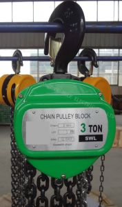 Mannufacturer of Ck Hand Chain Pully Block pictures & photos