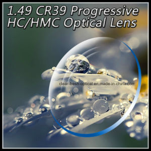 1.49 Cr39 Progressive Hc/Hmc Optical Lens