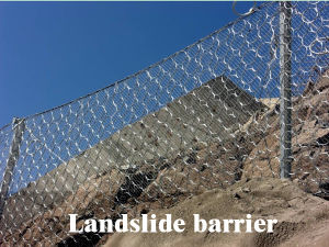 Landslide Protection Barrier pictures & photos