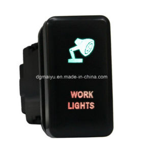 12 Volt Work Lights Push Switch pictures & photos