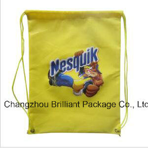 China Supplier Promotional Non Woven Drawstring Bag pictures & photos