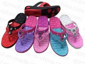 2016 Fashion Ladies High Heel Flip Flop (RF10446)