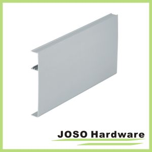Frameless Shower Door Headers Aluminium Track Cover for Al109 (AL109A) pictures & photos
