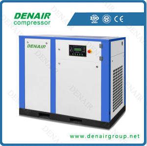75HP Silent Direct Driven Rotary Screw Compressor for Industry pictures & photos
