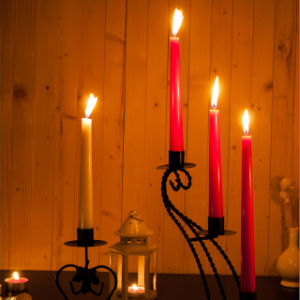 Top Quality Craft Candle for Christmas Decoration pictures & photos