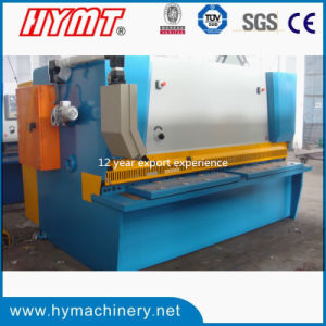 QC11Y-16X3200 Hydraulic Guillotine Shearing Machine pictures & photos