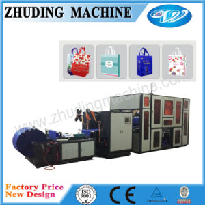 Automatic Box Type Non Woven Bag Making Machine pictures & photos