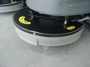 Hand Push Battery Powered Floor Scrubber for Hospital pictures & photos