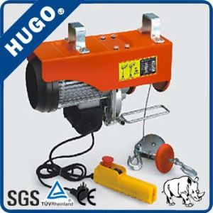 Functional Portable Winch Mini Electric Wire Rope Hoist pictures & photos