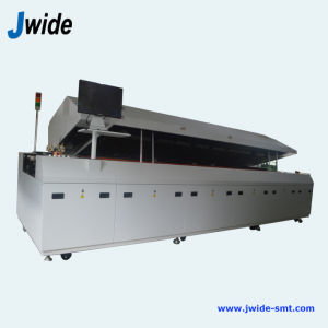 8 Zone SMT Reflow Soldering Oven for EMS Factory pictures & photos