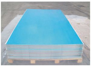 ASTM Aluminum/Aluminium Alloy Sheet (1050 1060 1100 3003 3105 5005 5052 5754 5083 6061 7075) pictures & photos