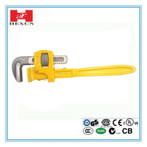 High Quality Hot Sale Adjustable Pipe Wrench Heavy Duty pictures & photos