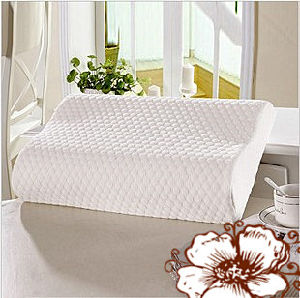 Space Slow Rebound Memory Foam Protect The Spine Memory Pillow pictures & photos