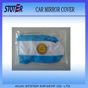 Promotional Spandex Car Mirror Flag Cover pictures & photos