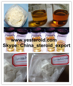 Safe Powder Bodybuilding Prohormones Oral Turinabol (4-Chlorodehydromethyltestosterone) pictures & photos