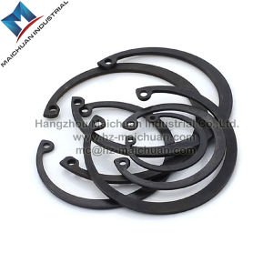 DIN472 Spring Steel Circlip for Bore China Factory pictures & photos