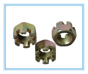 M6-M52 of Lock Nut with Stainless Steel pictures & photos