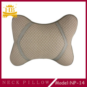 Ice Silk Comfortable Cheap Car Neck Pillow