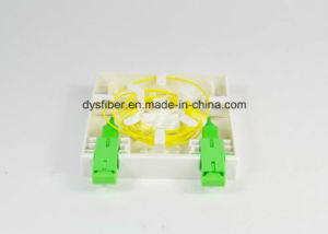 FTTH-006 2ports Indoor Fiber to The Home Mini Box pictures & photos