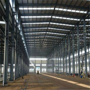 Low Cost Light Steel Structure Construction Workshop pictures & photos