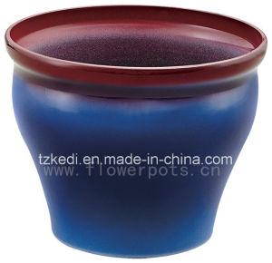 Baking Vonish Decoration Flower Pot (KD9461-KD9462) pictures & photos