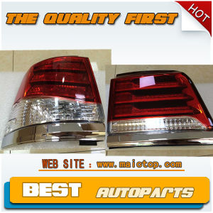 Red Colour LED Tail Light for Toyota Lexus Lx570