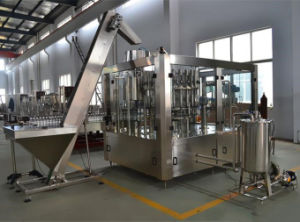 Automatic Pet Spring Water Packaging / Spring Water Filling Machine pictures & photos