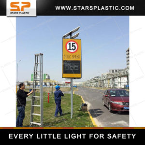 Radar Speed Sign for Road Safety pictures & photos