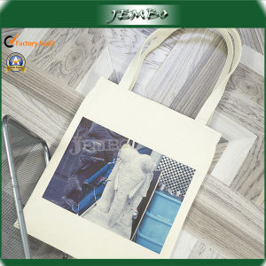 Reuable Strong Breathable Canvas Tote Bag for Gift pictures & photos