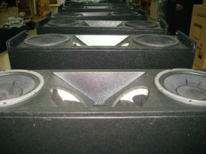 Double 12 Inch High Power PRO Audio Line Array (CA-2712) pictures & photos