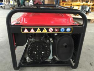 Gasoline Generator 3.0kVA with Key Start pictures & photos