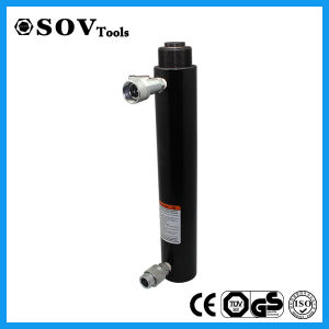 Double Acting Telescopic Long Stroke Hydraulic Cylinder pictures & photos