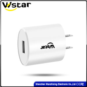 Phone Accessories 5V 1.0A Single USB Port Charger for iPhone6 pictures & photos