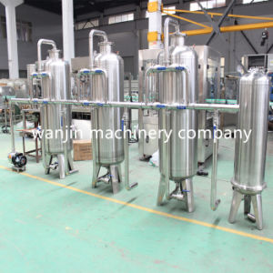Stainless Steel Material Water Treatment Filter Machinery pictures & photos