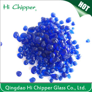Cobalt Blue Glass Beads for Wall Decoration pictures & photos