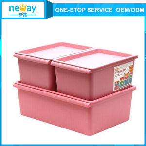 Big Size Toy Clothes Plastic Storage Box pictures & photos