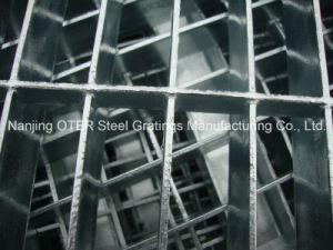 Press-Locked Steel Grating pictures & photos