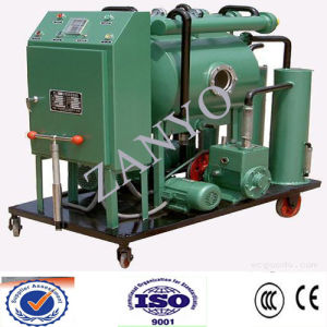 China Vcuum Refrigeration Oil Purifier pictures & photos