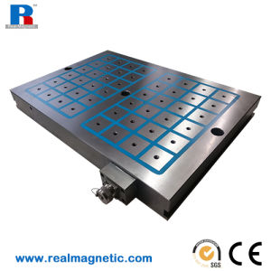 Electro Permanent Magnetic Chuck for Milling Machine (EPM50H-406)