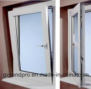 New Design Thermal Break Aluminum Tilt and Turn Window