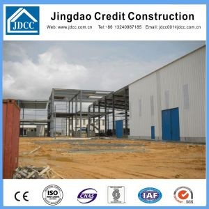 Fast Assemble and Professional Steel Structure Factory Building pictures & photos
