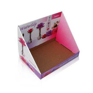 Corrugated Cardboard Display Box/POS Display Unit pictures & photos