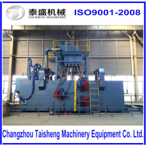 High Efficiency Marbles Stone Blasting Machine 0.5-4m/min Transportation Speed