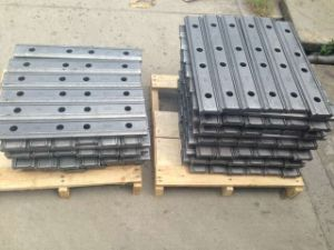 Railway Fishplate for Steel Rail Jointing (S49) pictures & photos