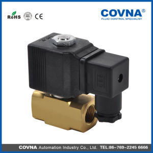 Covna Small Size Direct Lifting Solenoid Valve pictures & photos