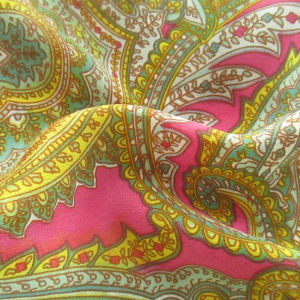 Silk Crepe De Chine for Digital Printed with SGS Approved pictures & photos