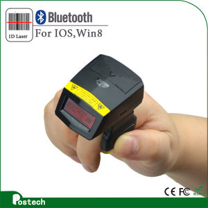 1d Wearable Ring-Style Barcode Scanner pictures & photos