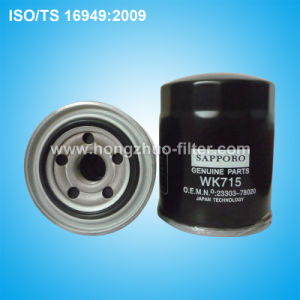 Auto Fuel Filter 23303-78020 pictures & photos