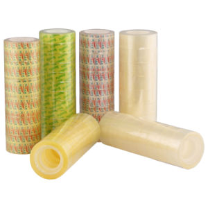 BOPP Clear Stationery Office Tape